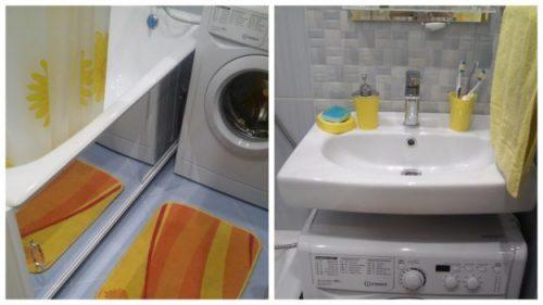 Наша ванна. Решила рассказать и показать что получилось — Дом. Ремонт. Дизайн