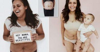 Фото этой женщины назвали «отвратительными», и вот как она ответила недоброжелателям