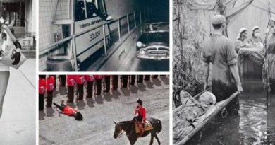 Редкие фотографии прошлых лет, котрые расскажут историю красноречивее любых учебников