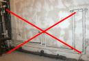 Допустили 5 ошибок и пришлось делать новый ремонт — Дом. Ремонт. Дизайн