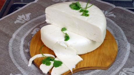 Сыр Сулугуни. По мотивам грузинского Рецепта