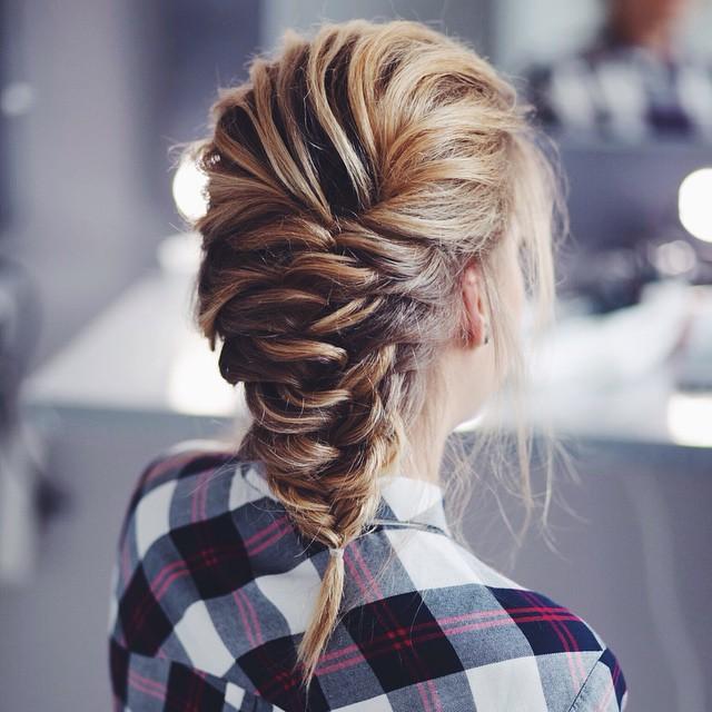 прически для коротких волос фото 9