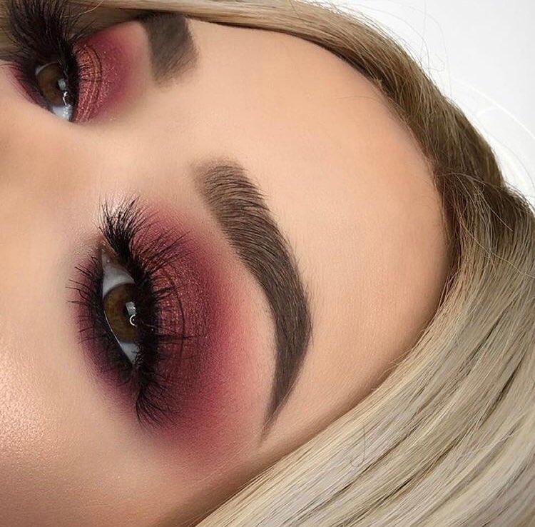 красивые идеи макияжа 2019 фото 4