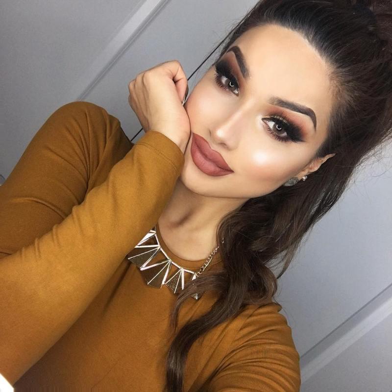 красивые идеи макияжа 2019 фото 17
