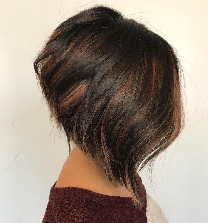 Мелирование на короткие волосы фото 9