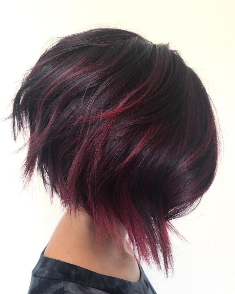 Мелирование на короткие волосы фото 11