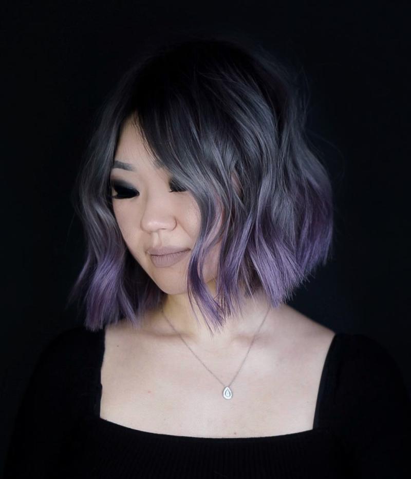 Мелирование на короткие волосы фото 6