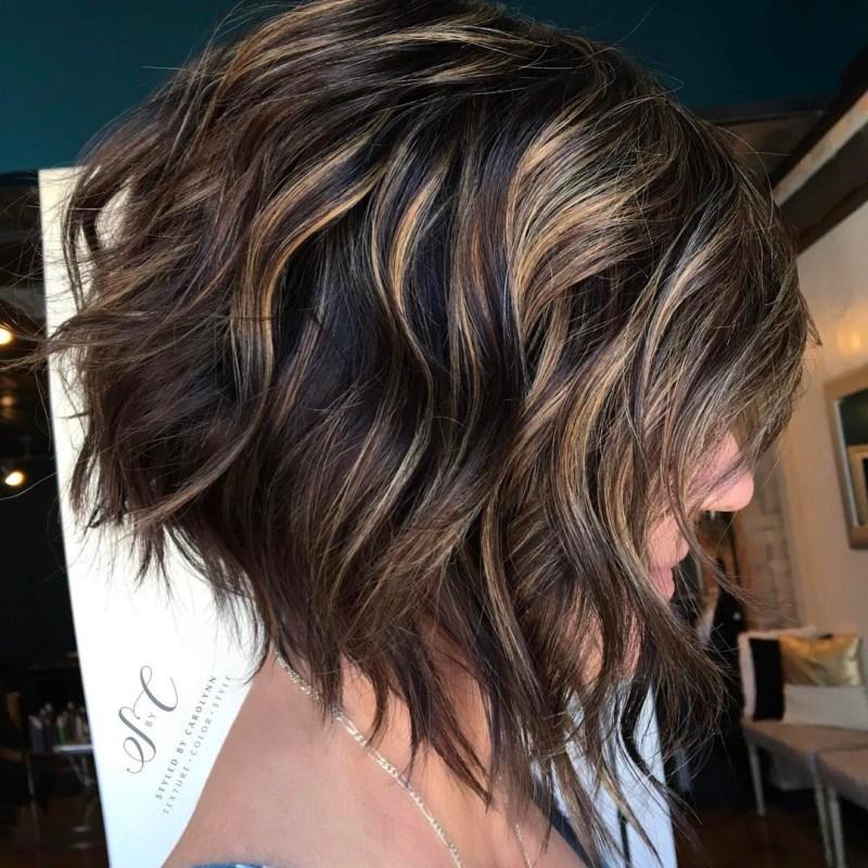 Мелирование на короткие волосы фото 13