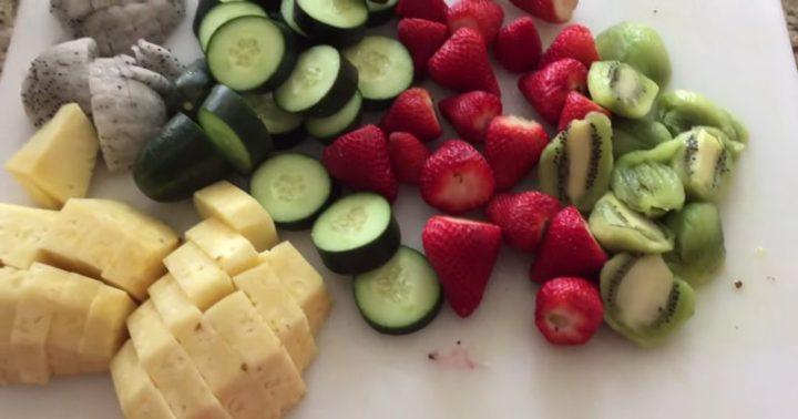 Превратите сезонные овощи и фрукты в долгохранящиеся порошки