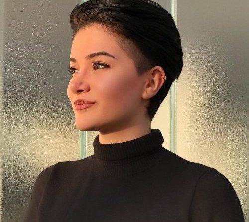 30 идеальных женских стрижек с выбритыми висками, актуальные в 2019 году