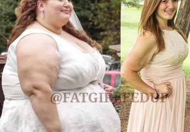 Девушка похудела на 140 кг. Ее теперь не узнать!