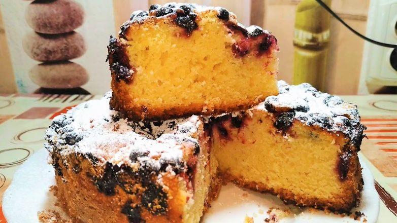 Пудинговый пирог