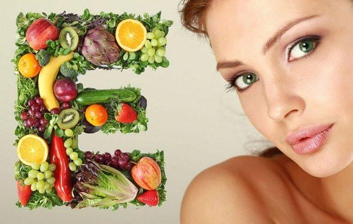 Витамин Е для вашей красоты