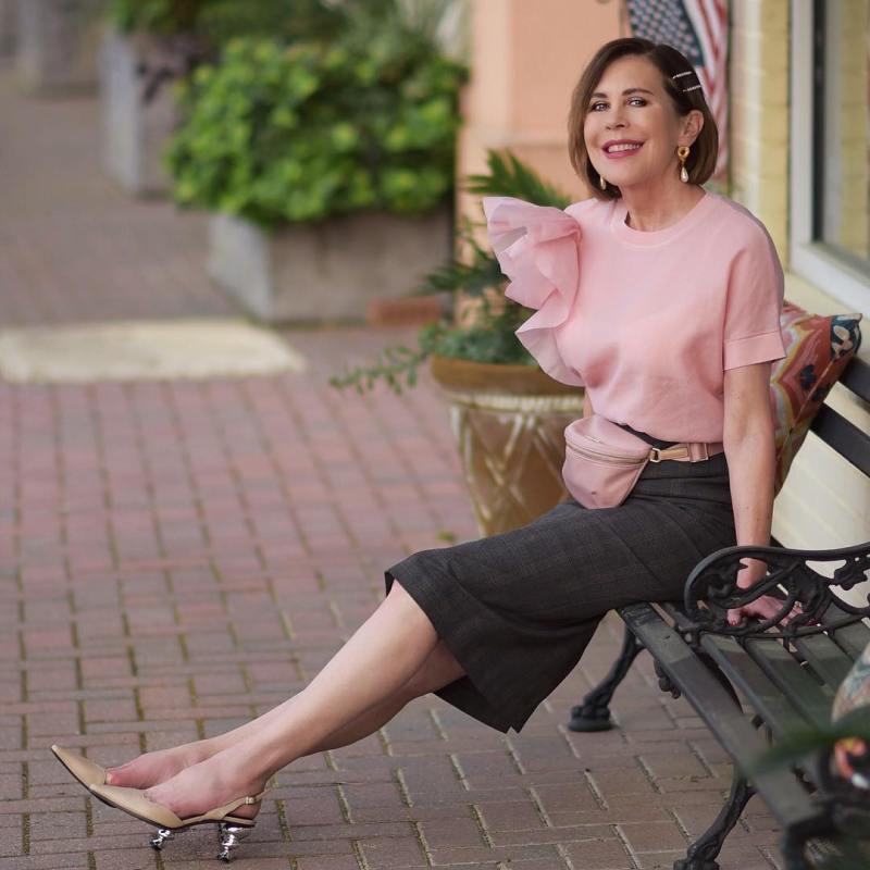 Одежда для лета для женщин 50 лет 2019 фото 12