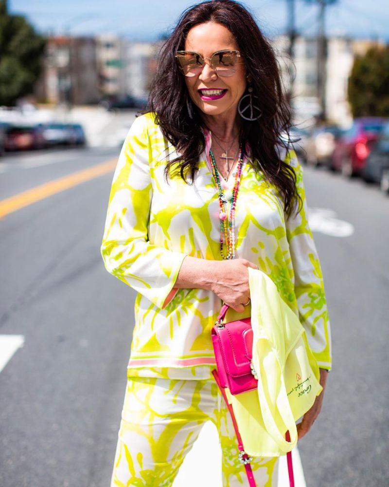 Летний городской стиль 2019 для женщин 40-50 лет фото 11