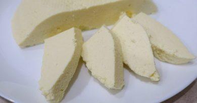 Адыгейский сыр за 15 минут