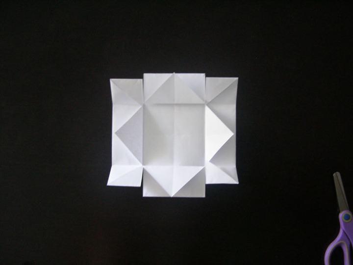 Разрезаем квадрат