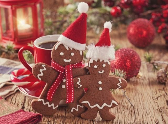 Рождественские-пряники