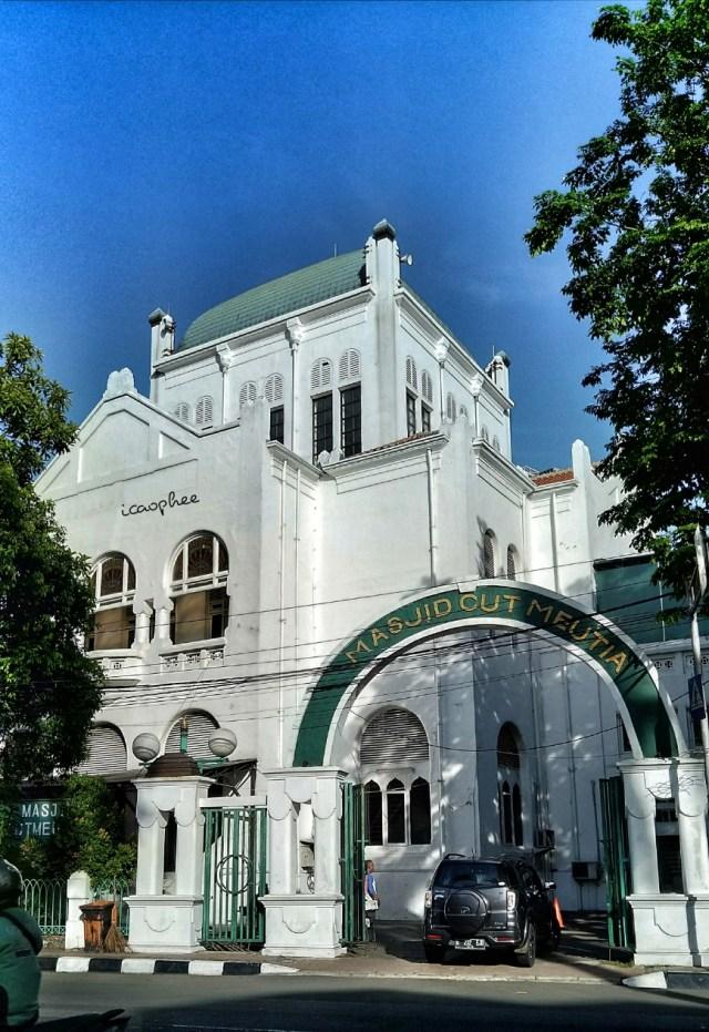 Masjid Cut Meutia Cikini