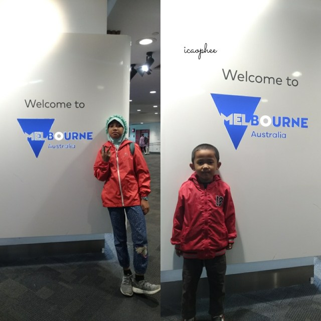 Family Holiday to Melbourne