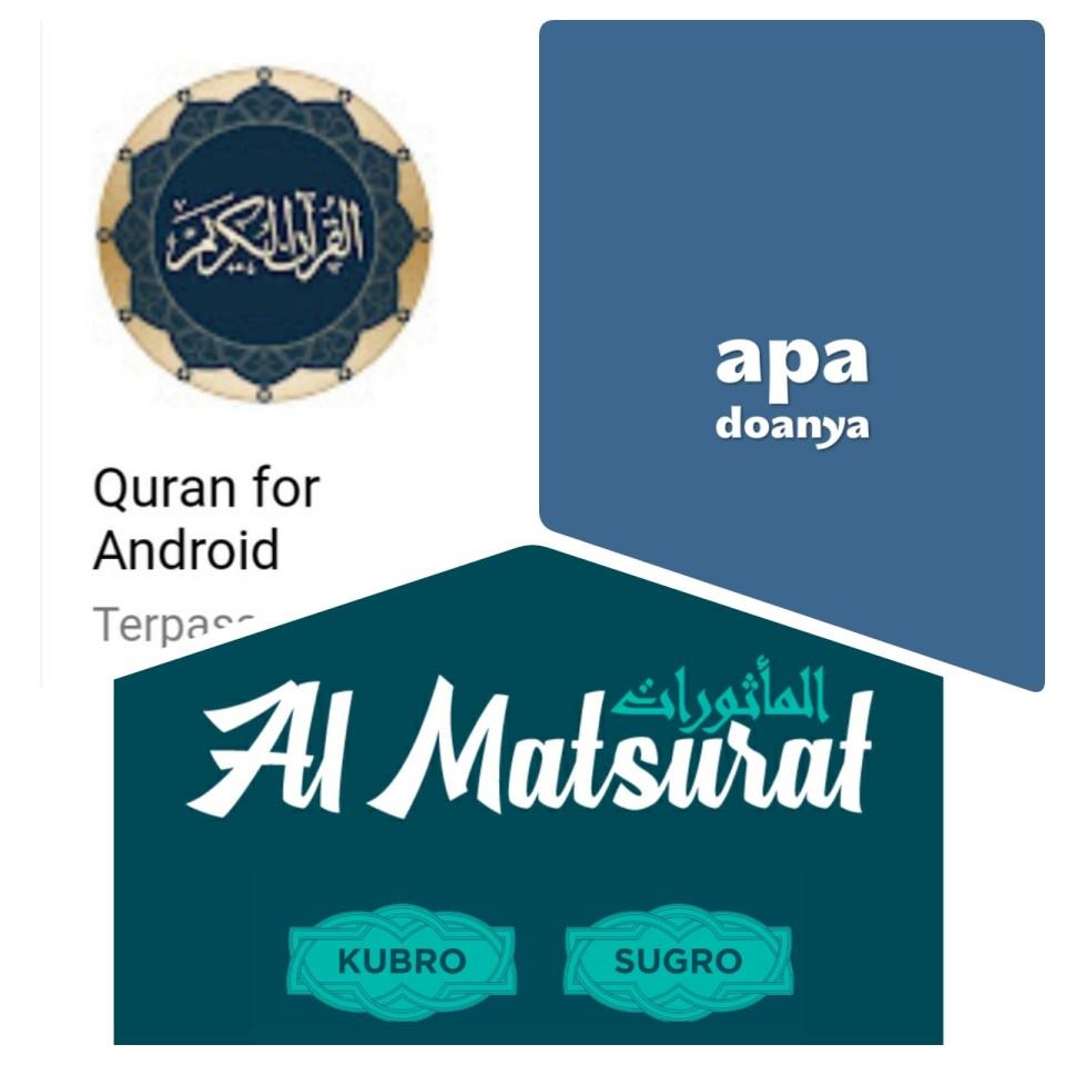 Aplikasi selama ramadhan