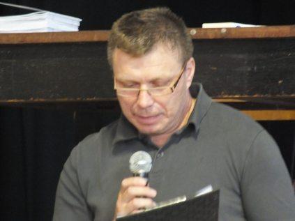 Jiří Langer, předseda včelařů