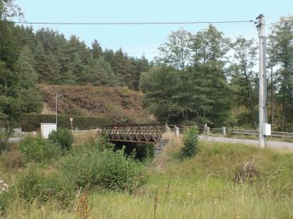 Most na Frankovu stezku