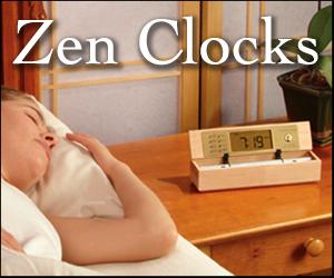 Progression Wake Up Alarm Clock
