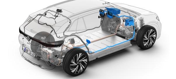 Volkswagen startet Over-the-Air Updates für die ID. Familie