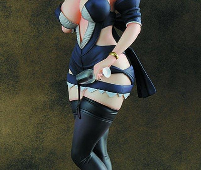 Starless Marie Mamiya Pvc Figure Side View