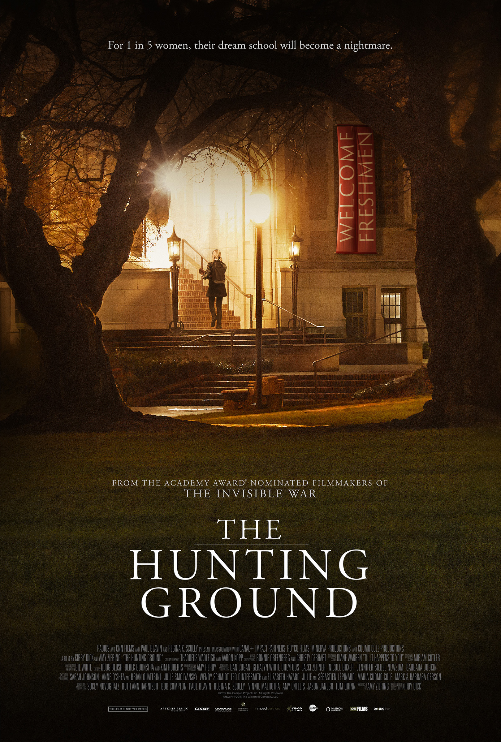 Image result for the hunting ground documentary