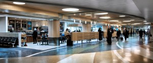 Concourse B Concession node 1