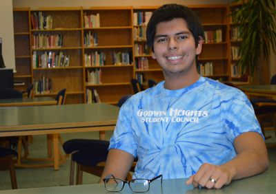 Hector is Student Council President.