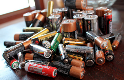 Old/Used Batteries