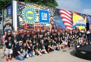 GMCH GR Team_Buy American