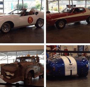 Comic-Con GR Cars