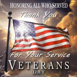 Veterans' Day graphic