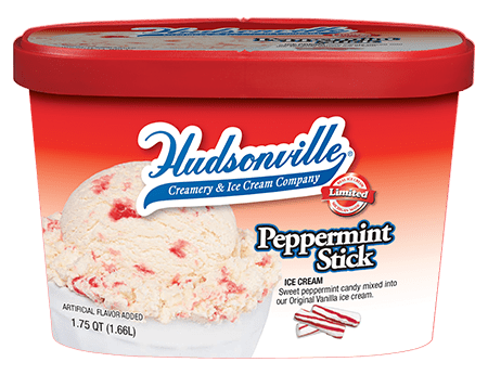 Peppermint Front Carton