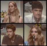 Cast of Mockingjay Part 2