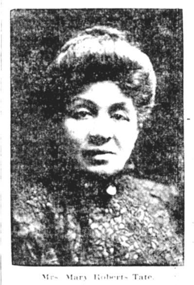 Mary Roberts Tate