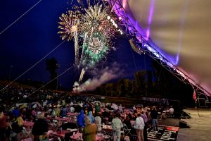 The Classical Fireworks will be lead by Principal Pops Conductor Bob Bernhardt, July 14 & 15.