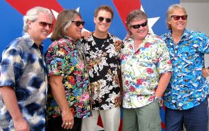 Papa Doo Run Run performs in the Music of the Beach Boys, July 28 & 29.