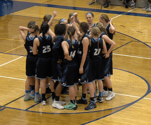 South Christian Girls Basketball