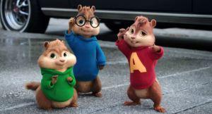 """Alvin & the Chipmunks: Road Chip"" runs April 1 - 7 as Flick's Family Film"