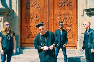 Unknown Mortal Orchestra comes to Grand Rapids May 18.