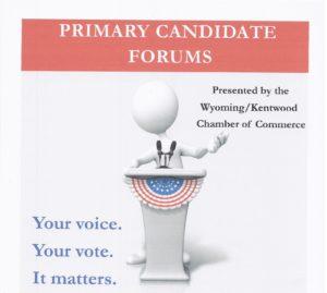 CandidateForums