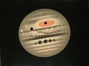 Trouvelot_-_Jupiter_-_1880