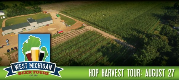 hop harvest tour