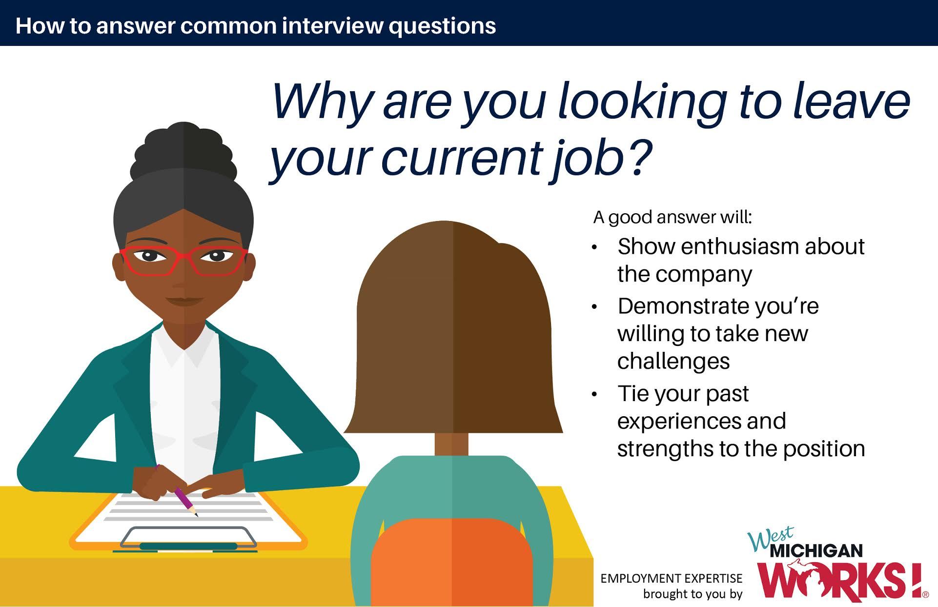 Interview Training # 12: Best answer of 'Why do you want ...