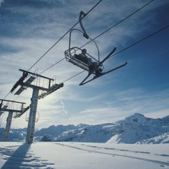 Chair Lift Accident Cover Flower Sash Crazy Chairlift Throws Off Riders After Losing Control Video Scary Nightmare